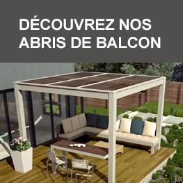 abri balcon