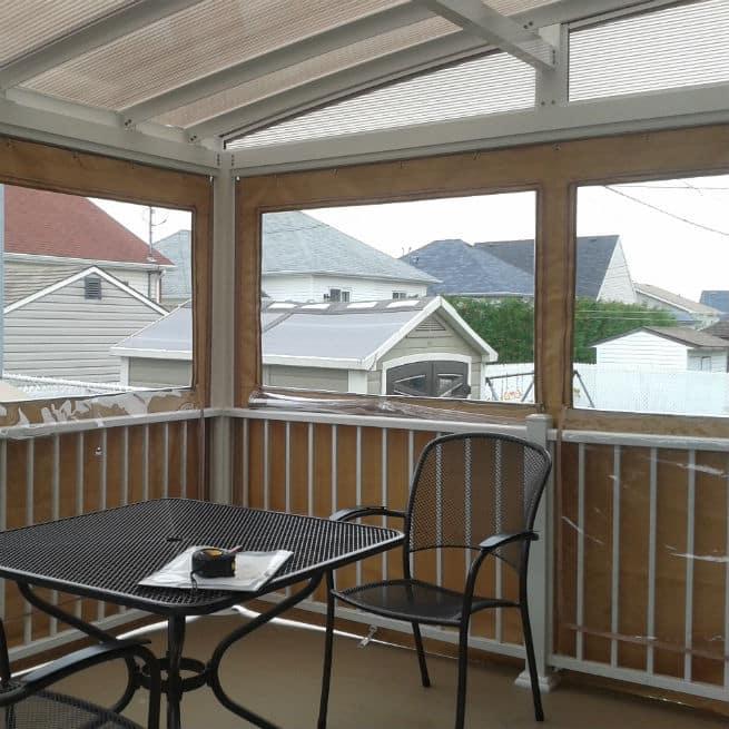 toile intimite balcon plantes auvents accueil design et mobilier. Black Bedroom Furniture Sets. Home Design Ideas